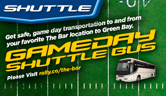 Gameday Shuttle Bus