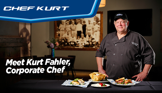 The Bar - Corporate Chef Kurt Fahler
